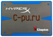 11120Gb SSD Kingston HyperX Series (SH100S3/120G)
