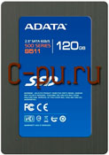 11120Gb SSD A-DATA S511 (AS511S3-120GM-C)