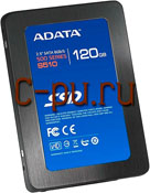 11120Gb SSD A-DATA S510 (AS510S3-120GM-C)