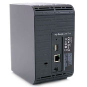 4Tb Western Digital My Book Live Duo (WDBVHT0040JCH)