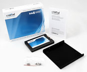 128Gb SSD Crucial M4 (CT128M4SSD2BAA)