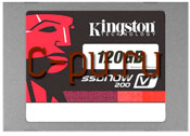 11120Gb SSD Kingston V200  Series (SVP200S3B/120G)
