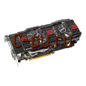 11GeForce GTX670 ASUS PCI-E 2048Mb (GTX670-DC2T-2GD5)