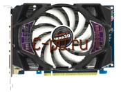 11GeForce GTS450 InnoVISION (Inno3D) PCI-E 2048Mb (N450-2DDV-E3CX)