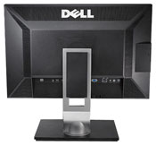 Dell 24 UltraSharp U2410 Black/Silver