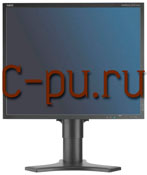 11NEC 19 MultiSync LCD1990SX Black