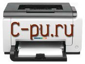 11HP LaserJet Color CP1025nw (CE914A)