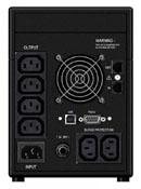 Ippon Smart Power Pro 1000 Black