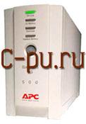 11APC BK500EI Back-UPS CS 500VA