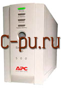 11APC BK500-RS Back-UPS CS 500VA