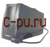 11Ippon Back Comfo Pro 400 Black