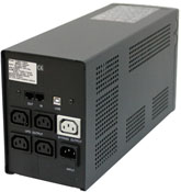 Powercom Black Knight Pro BNT-1500AP