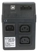 Powercom Black Knight BNT-800AP
