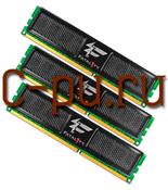 116Gb DDR-III 1600MHz OCZ Fatal1ty Low-Voltage (OCZ3F1600LV6GK) (3x2Gb KIT)