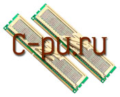 114Gb DDR-III 1333MHz OCZ Gold XTC Low-Voltage (OCZ3G1333LV4GK) (2x2Gb KIT)