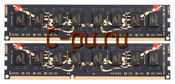 114Gb DDR-III 1600MHz GEIL Black Dragon (GB34GB1600C8DC) (2x2Gb KIT)