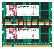 114Gb DDR-II 800MHz Kingston SO-DIMM (KVR800D2S6K2/4G) (2x2Gb KIT)