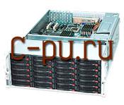 11SuperMicro CSE-847E1-R1400LPB (4U, 1400W)