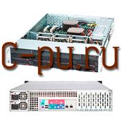 11SuperMicro CSE-825TQ-R720LPB (2U, 720W)