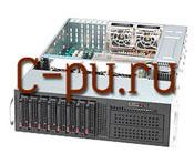 11SuperMicro CSE-835TQ-R800B (3U, 800W)
