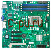 11SuperMicro X8SIL-F-B (Разъем под процессор 1156)