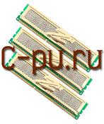 116Gb DDR-III 1600MHz OCZ Gold XTC Low-Voltage (OCZ3G1600LV6GK) (3x2Gb KIT)