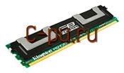 114Gb DDR-II 667Mhz PC-5300 Kingston ECC Fully Buffered (KVR667D2D4F5/4G)