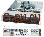 11SuperMicro  CSE-825TQ-560UB  (Server, 2U, 560W)