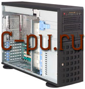 11SuperMicro CSE-745TQ-800B (Tower, 800W)