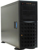 SuperMicro CSE-745TQ-800B (Tower, 800W)