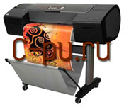 11HP DesignJet Z2100 24in/610mm (Q6675D)