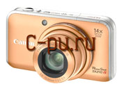 11Canon PowerShot SX210 IS Gold