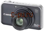 11Canon PowerShot SX210 IS Black