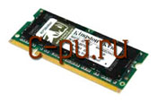 112Gb DDR-II 667MHz Kingston SO-DIMM (KVR667D2S5/2G)