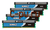 118Gb DDR-III 1333MHz Corsair XMS3 (CMX8GX3M4A1333C9) (4x2Gb KIT)