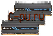 116Gb DDR-III 1600MHz Corsair XMS3 (TR3X6G1600C7D) (3x2Gb KIT)
