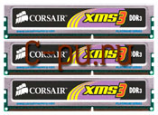 116Gb DDR-III 1600MHz Corsair XMS3 (TR3X6G1600C9) (3x2Gb KIT)