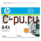 11HP CC364XD (№64X) Dual Pack