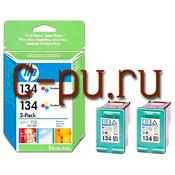 11HP C9505HE (№134) 2-pack