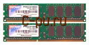 112Gb DDR-III 1333MHz Patriot (PSD32G1333K) (2x1Gb KIT)