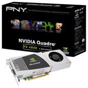 Quadro FX 4800 PNY PCI-E 1536Mb (VCQFX4800-PCIE)