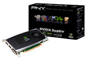 Quadro FX 1800 PNY PCI-E 768Mb (VCQFX1800-PCIE-PB)