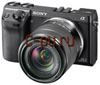 Sony Alpha NEX-7K KIT 18-55mm Black