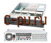 SuperMicro  CSE-823TQ-650LPB  (Server, 2U, 650W)