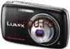 Panasonic Lumix DMC-S1EE-K Black
