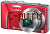 Panasonic Lumix DMC-TZ20EE-R Red