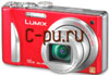 Panasonic Lumix DMC-TZ25EE-R Red