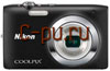 Nikon Coolpix S2600 Black