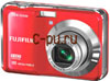 Fujifilm FinePix AX550 Red