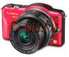 Panasonic Lumix DMC-GF3XEE Red